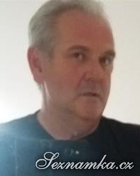 muž, 57 let, Brno