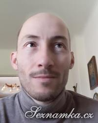 muž, 41 let, Opava