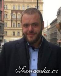 muž, 30 let, Praha