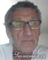 muž, 65 let, Ústí nad Labem