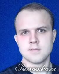 muž, 23 let, Nový Jičín