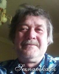 muž, 60 let, Havlíčkův Brod