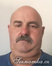 muž, 59 let, Strakonice