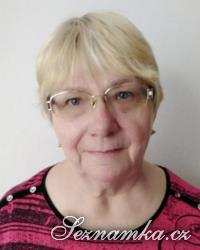 žena, 65 let, Liberec