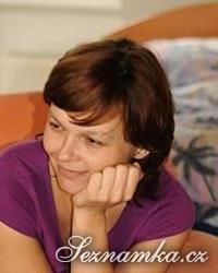 žena, 47 let, Slaný