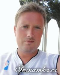 muž, 38 let, Domažlice