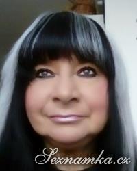 žena, 73 let, České Budějovice