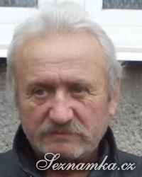 muž, 63 let, Holešov