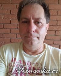 muž, 54 let, Pardubice
