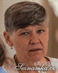 žena, 58 let, Brno