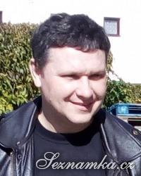 muž, 44 let, České Budějovice