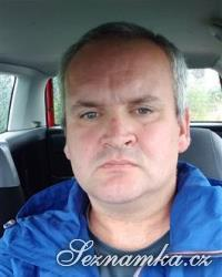 muž, 38 let, Plzeň
