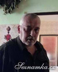 muž, 57 let, Chomutov