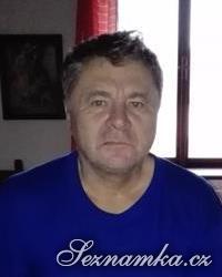 muž, 60 let, Benešov