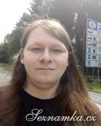 muž, 26 let, Šternberk