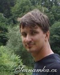 muž, 33 let, Český Krumlov