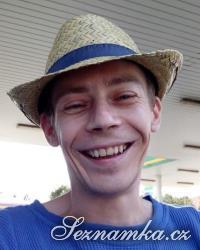 muž, 34 let, Třebíč