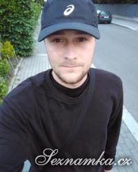muž, 27 let, Praha