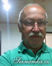 muž, 63 let, Nový Bor