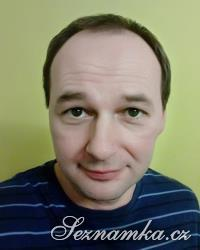 muž, 43 let, Pelhřimov