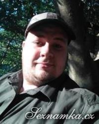 muž, 23 let, Klášterec nad Ohří
