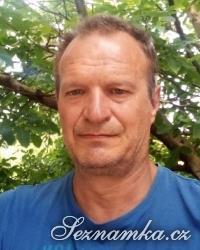 muž, 55 let, Brno