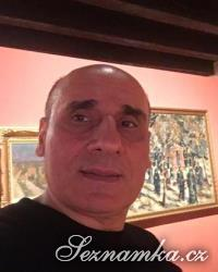 muž, 52 let, Praha