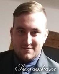 muž, 23 let, České Budějovice