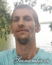 muž, 35 let, Tábor