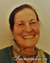 žena, 68 let, Praha