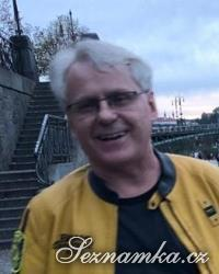 muž, 57 let, Praha