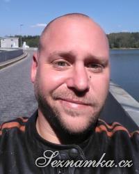 muž, 36 let, Pelhřimov