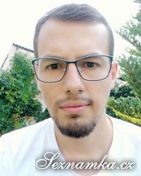 muž, 26 let, Veselí nad Moravou