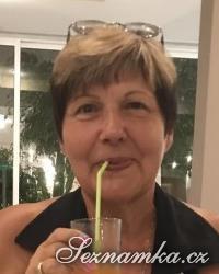 žena, 58 let, Praha