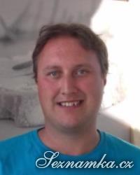 muž, 39 let, Klatovy