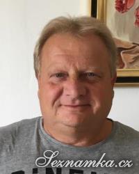 muž, 53 let, Strakonice