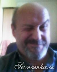 muž, 63 let, Louny
