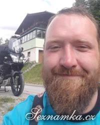 muž, 35 let, Jindřichův Hradec
