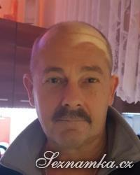 muž, 61 let, Karviná