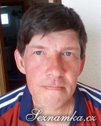 muž, 44 let, Nový Jičín