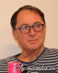 muž, 59 let, Plzeň