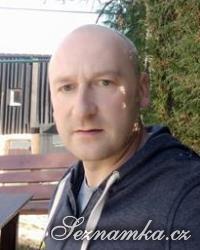 muž, 41 let, Domažlice
