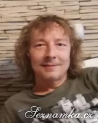 muž, 48 let, Ostrava