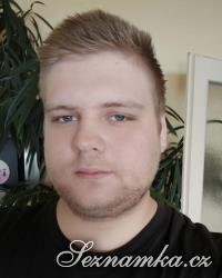 muž, 23 let, Chomutov
