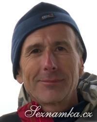 muž, 50 let, Brno
