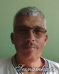 muž, 65 let, Klatovy