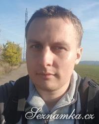 muž, 28 let, Brno