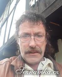 muž, 53 let, Ústí nad Labem