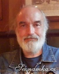 muž, 60 let, Praha