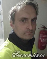 muž, 38 let, Liberec